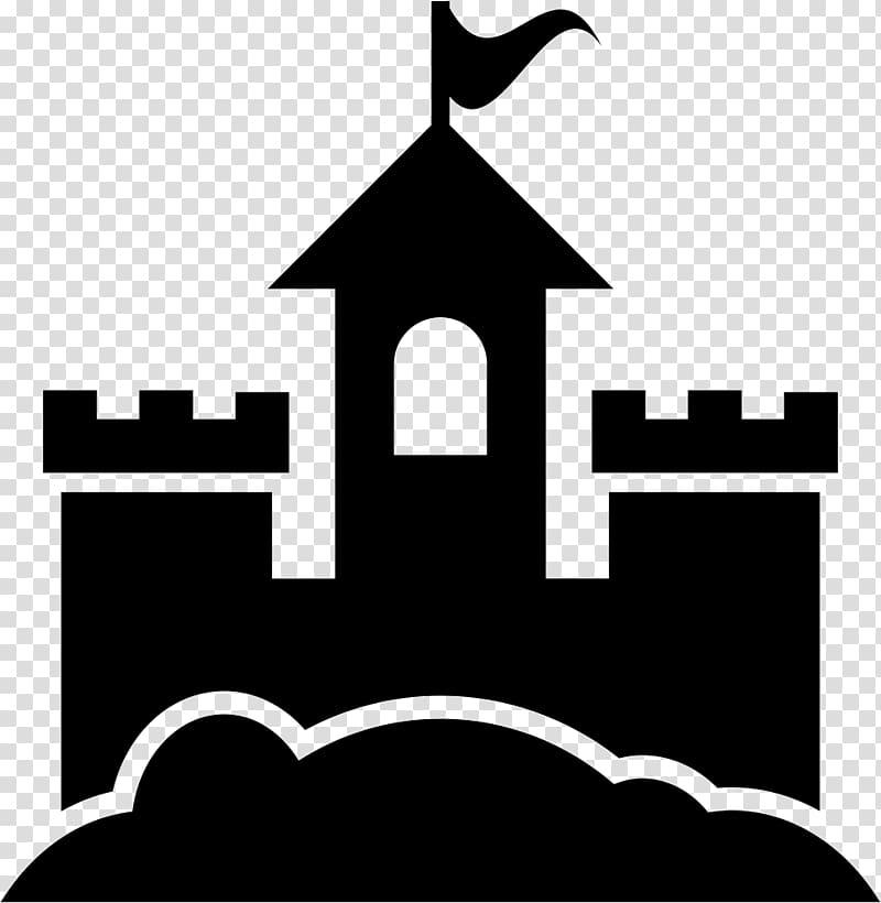 Castle Computer Icons Sand art and play , Castle transparent.