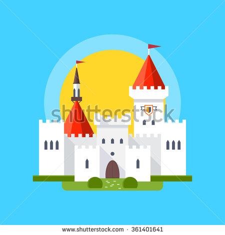 Castle Moat Stock Vectors, Images & Vector Art.