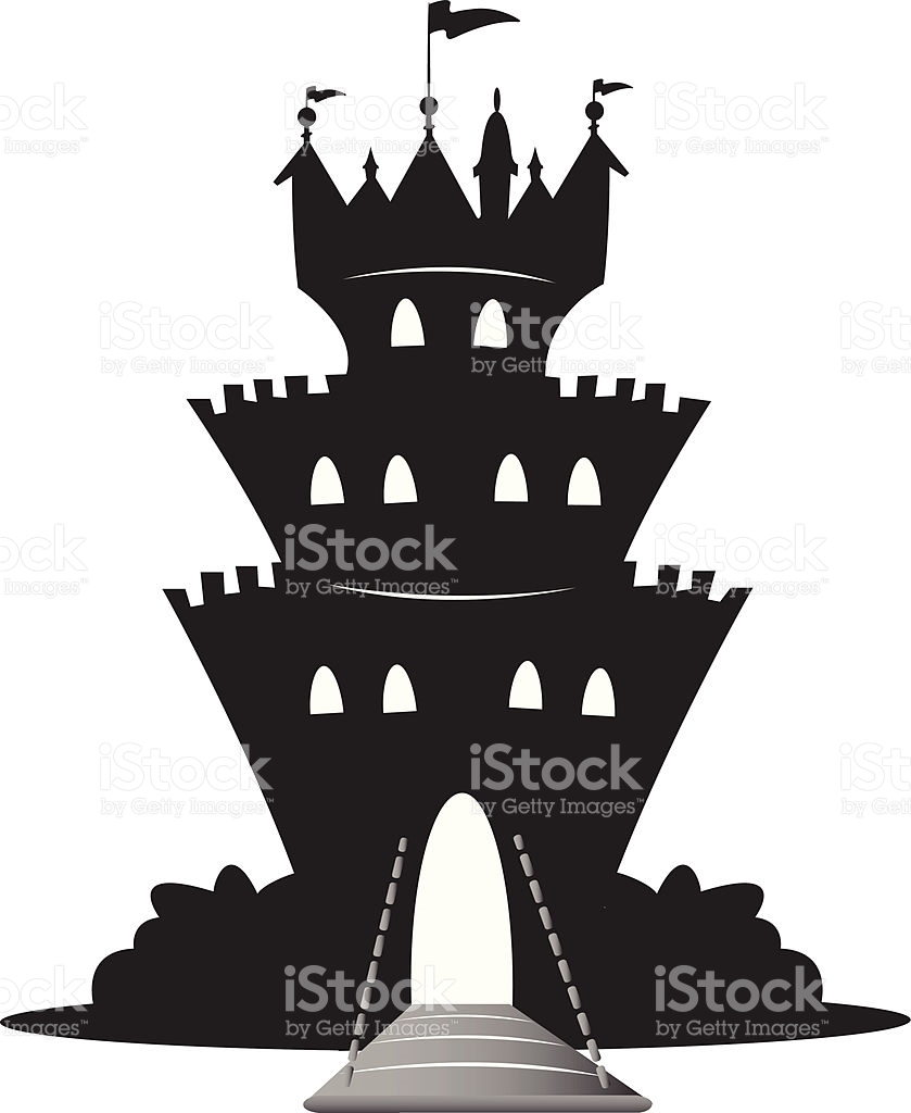 Castle Door Clip Art, Vector Images & Illustrations.