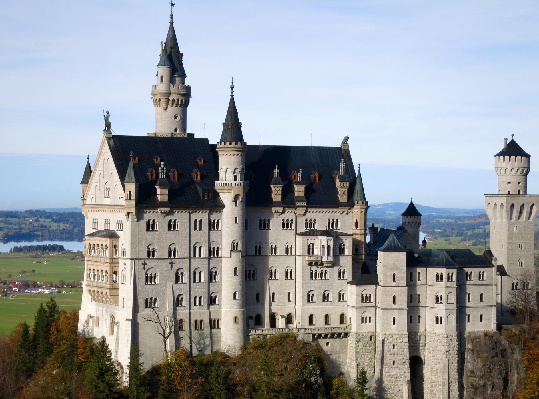 Ludwig's Fairytale Castle.