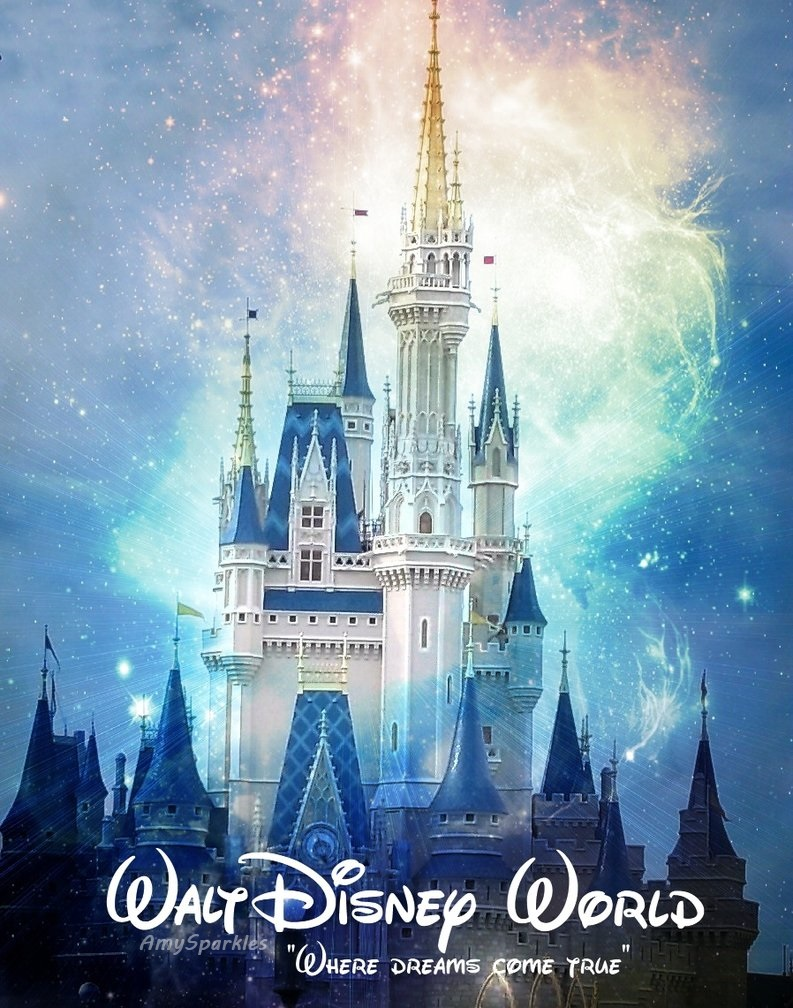 Disney World Castle Clipart.