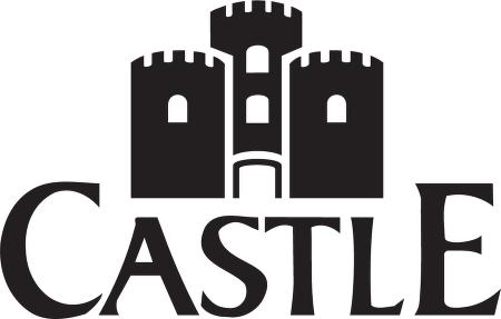 Castle™ logo vector.