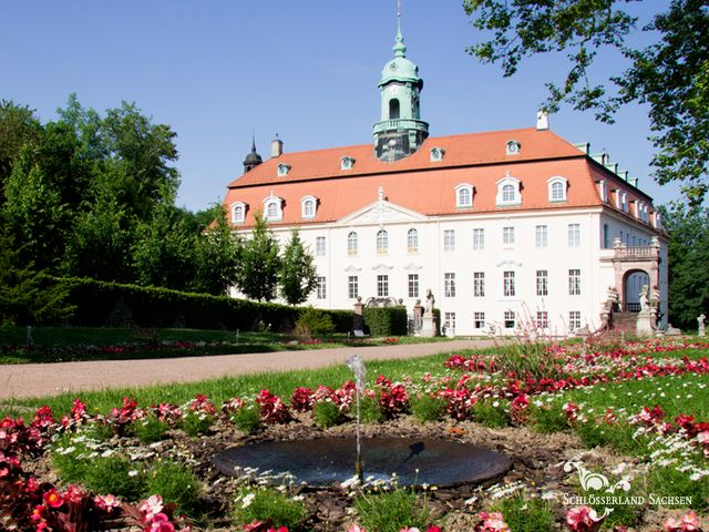Lichtenwalde Castle and Park.
