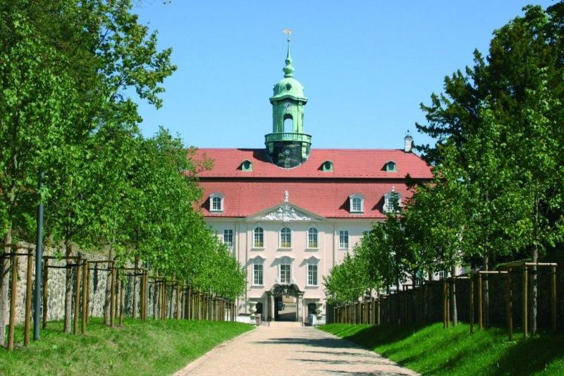 Lichtenwalde Castle.