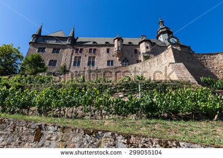 Castle marburg clipart #5