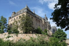 Castle Marburg Germany Stock Photos, Images, & Pictures.