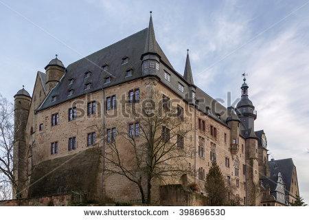 Marburg Stock Photos, Royalty.