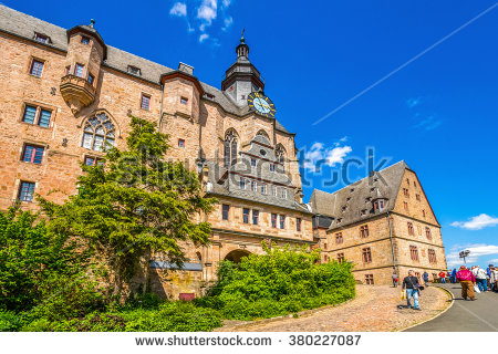 Marburg Stock Photos, Royalty.