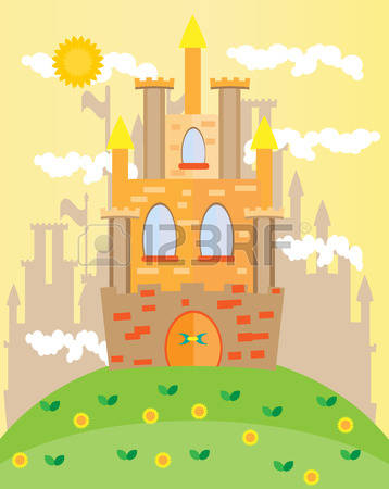 520 Castle Village Stock Illustrations, Cliparts And Royalty Free.
