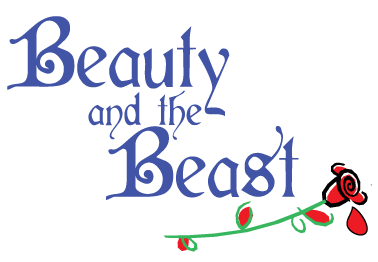 Beauty & the Beast Clipart.