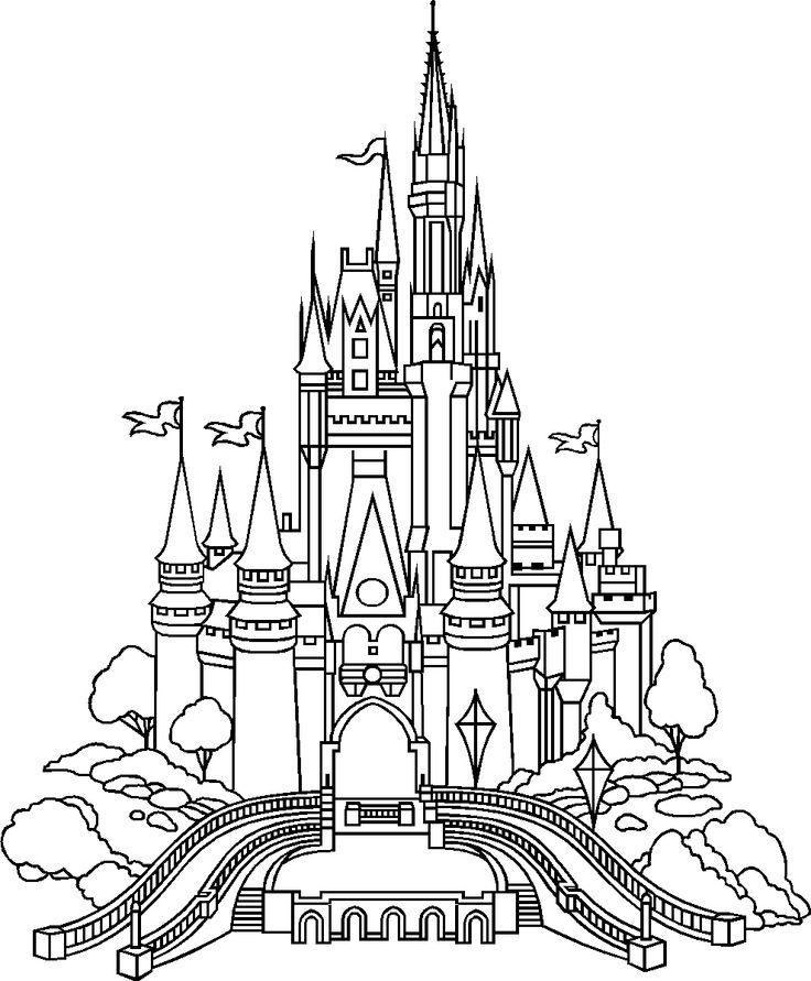 1000+ ideas about Disney Castle Tattoo on Pinterest.