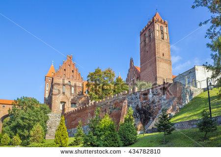 Castle Teutonic Defense Stock Photos, Royalty.