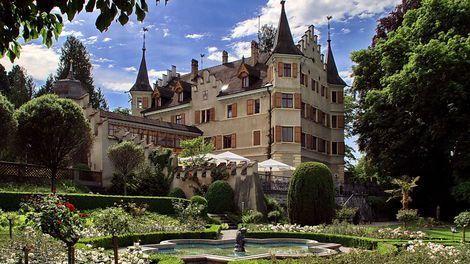 Schloss Seeburg.