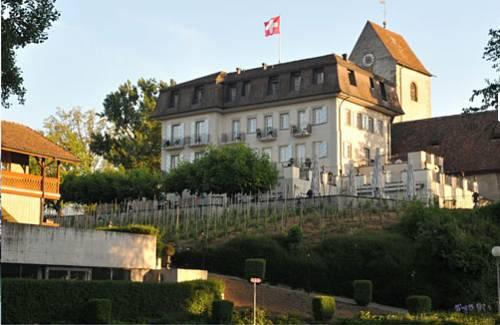 Schlosshotel Romanshorn, Romanshorn, Switzerland Overview.
