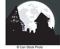 Castle ruins Stock Illustrations. 525 Castle ruins clip art images.