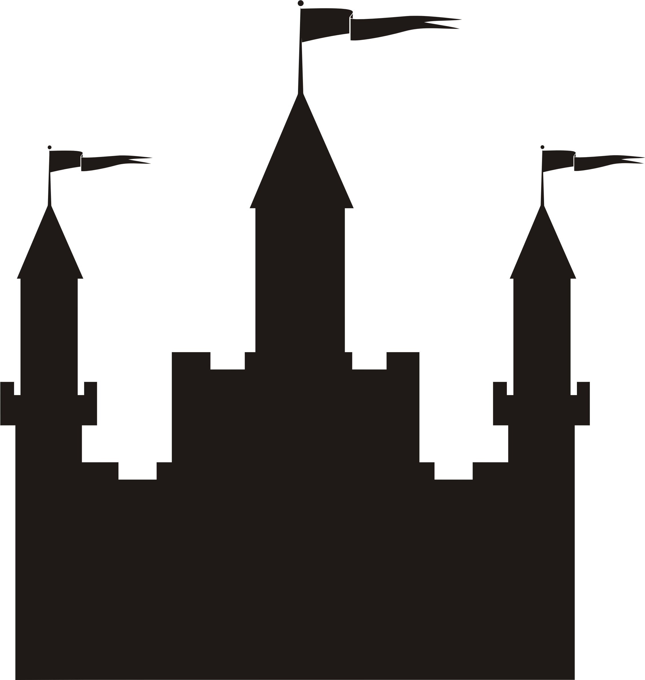 Free Castle Silhouettes Cliparts, Download Free Clip Art.