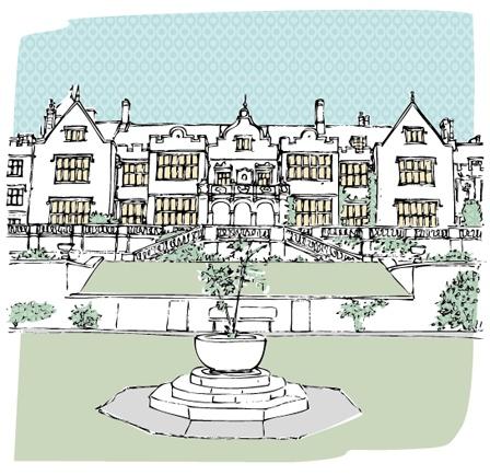 Castle venue clipart #10