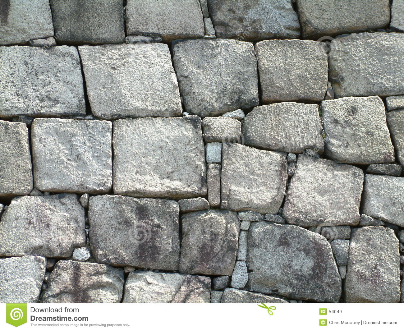 Castle Wall Royalty Free Stock Images.