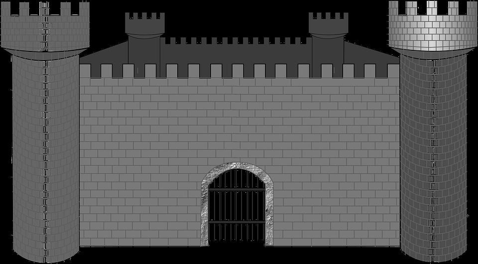 Castle Walls Clipart Clipground