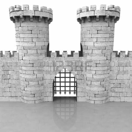 2,163 Castle Walls Stock Illustrations, Cliparts And Royalty Free.