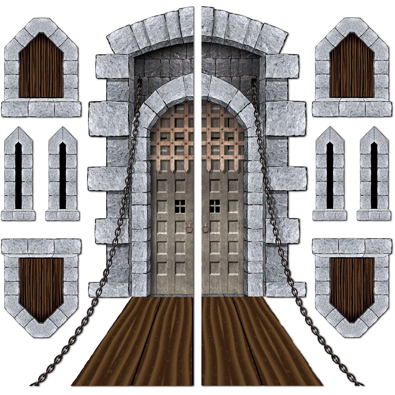 Castle window clip art castle window clipart door.