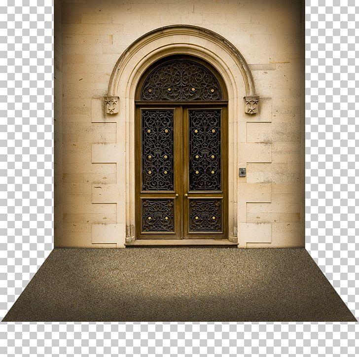 Quadrangular Castle Window Door Arch PNG, Clipart, Arch, Backdrop.