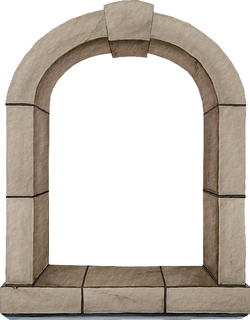 HD Window For Castle Clipart Transparent PNG Image Download.