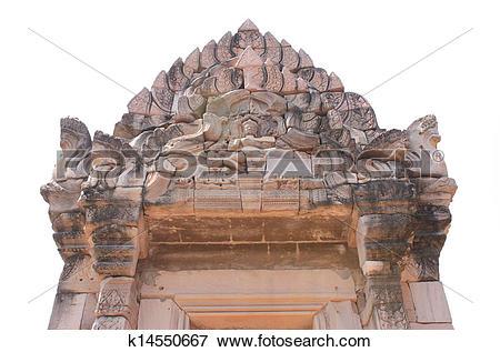 Picture of Castle Rock Khmer art,Prasat Hin Phi mai k14550667.