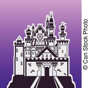 Castle rock Stock Illustrations. 909 Castle rock clip art images.