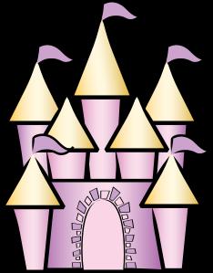 Free castle clipart 3.