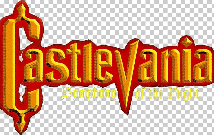 Castlevania: Symphony Of The Night Alucard PlayStation Logo PNG.