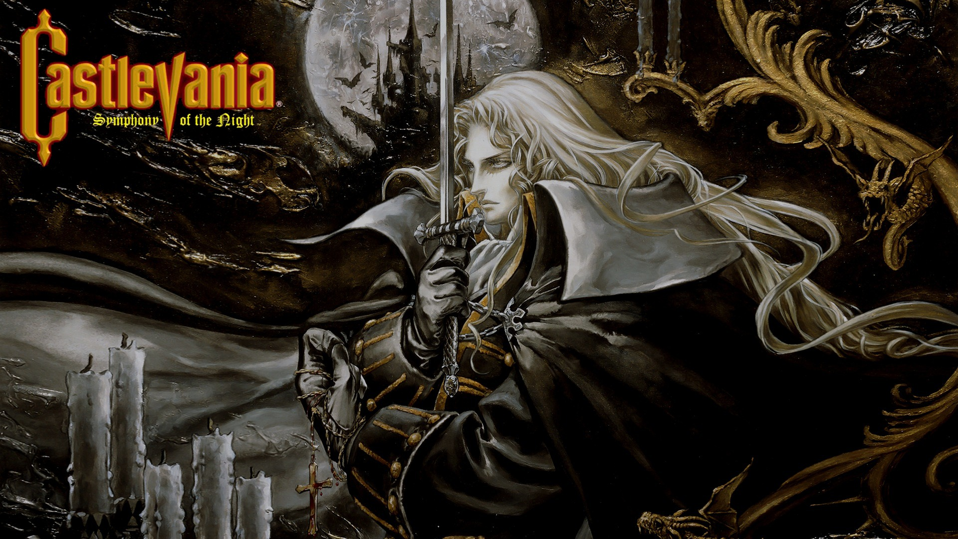 Castlevania Symphony of the Night: Celebrating 21 Years of Fright.