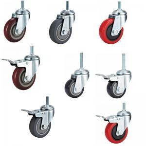 Trolley Wheel With Stopper, Trolley Wheel With Stopper Suppliers.