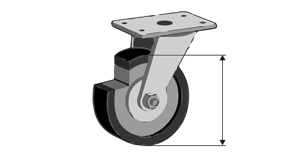 Casters and Wheels.