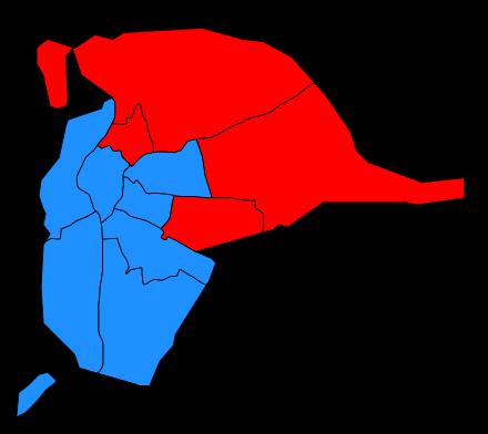 Anexo:Elecciones municipales de 2015 en Sevilla.