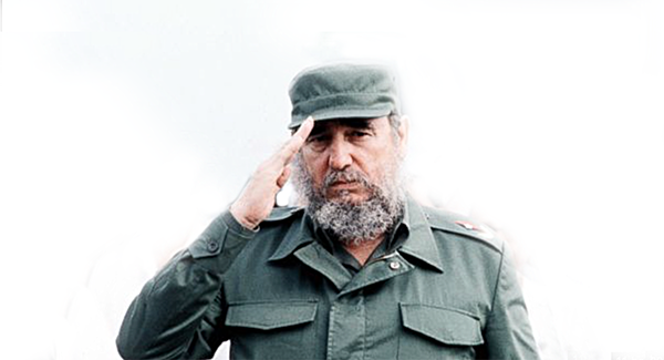 Metaphor Online » Fidel Castro: Pictures without Politics.
