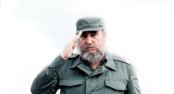 Metaphor Online » Fidel Castro: Pictures without Politics.