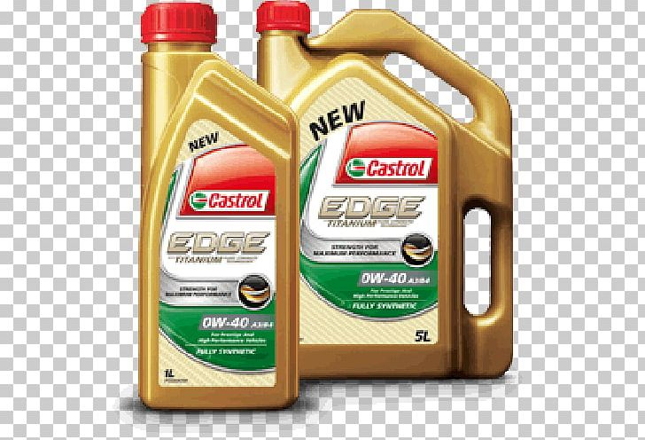 Castrol Motor Oil Lubricant Synthetic Oil Car PNG, Clipart.