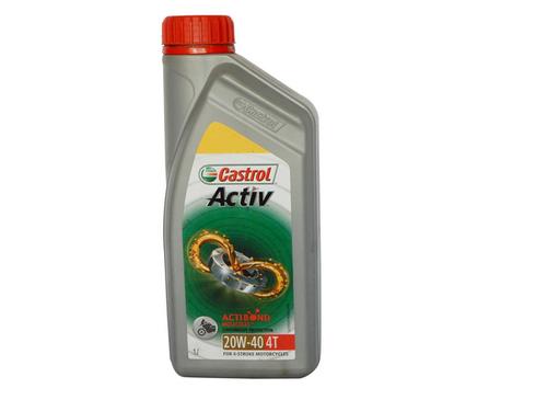 Castrol Activ 20w 40 Petrol Engine Oil 1l.