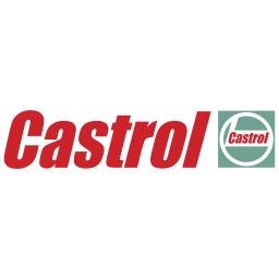 Castrol Logo Icon of Flat style.