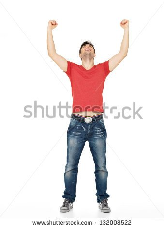 Raised hand clipart black and white no background.
