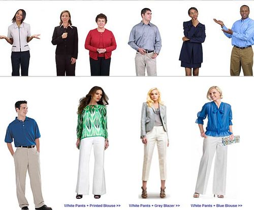 Business Casual Tops For Women Photo Album.