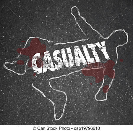 Casualty Clipart.