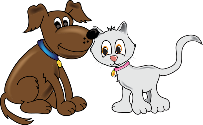 Free Cartoon Pictures Of Dogs And Cats, Download Free Clip Art, Free.