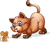 Cat mouse Clipart Vector Graphics. 2,683 cat mouse EPS clip art.