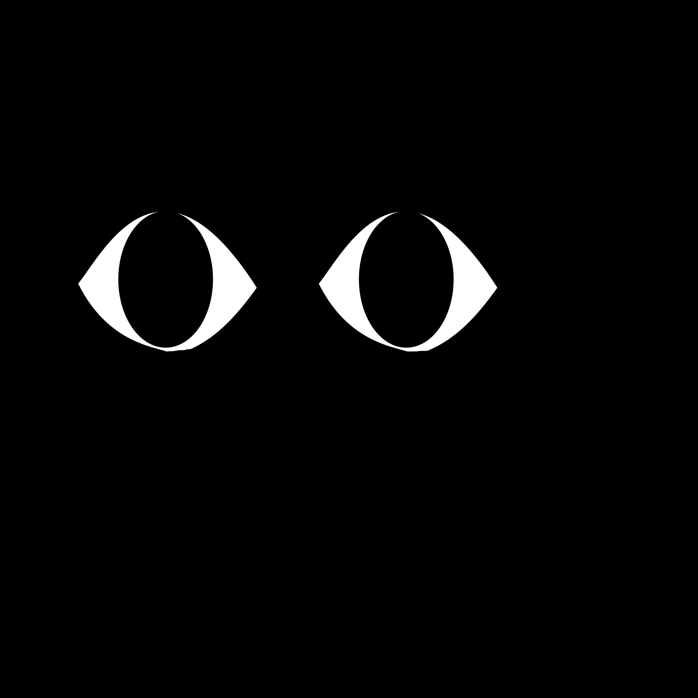 Black cat clipart 1 image png.
