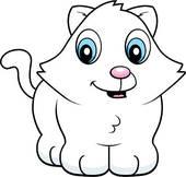 Happy cat Clip Art EPS Images. 15,660 happy cat clipart vector.