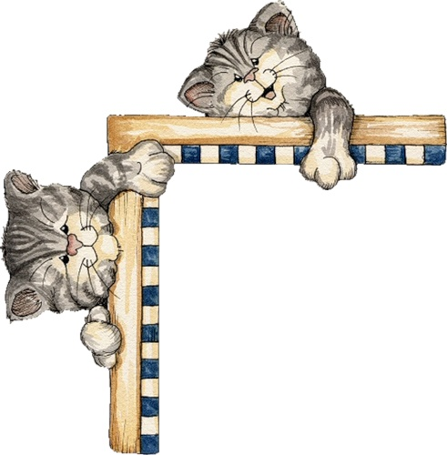 Free Cat Cliparts Border, Download Free Clip Art, Free Clip Art on.