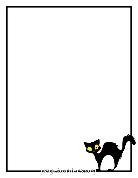 Free Cat Cliparts Border, Download Free Clip Art, Free Clip.