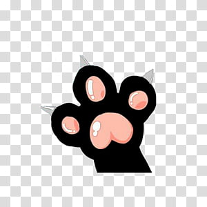 Sharp Claws transparent background PNG cliparts free.